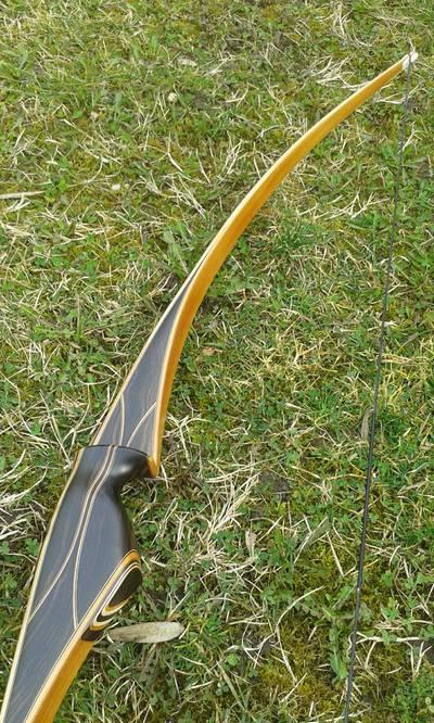 Szalóky longbow
